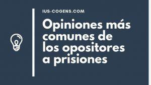 oposiciones a prisiones opiniones