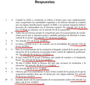 libros de supuestos oposiciones de jaime de alarcon