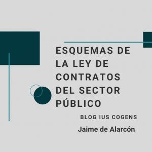esquemas ley de contratos del sector publico